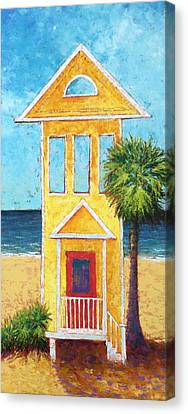 St George Canvas Print - SGI by Pam Talley