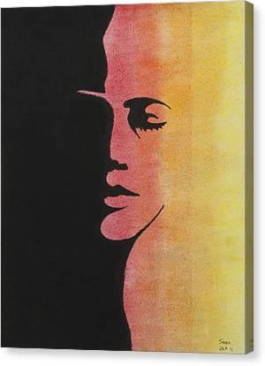 Shade Canvas Print by Sean Mitchell