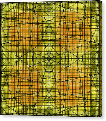 Shades 17 Canvas Print by Mike McGlothlen