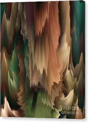 Shades Of Illumination Canvas Print by Patricia Kay