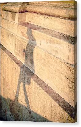 Shadow Canvas Print by A Rey