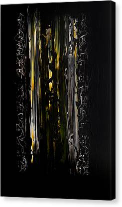 Shadow Gate Canvas Print by Robert Horvath