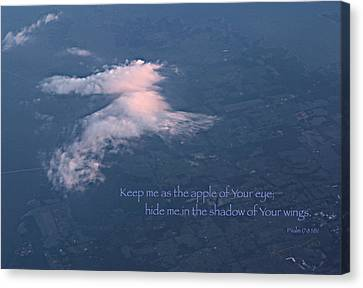 Shadow Of Your Wings Canvas Print