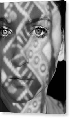 Shadow Play Canvas Print