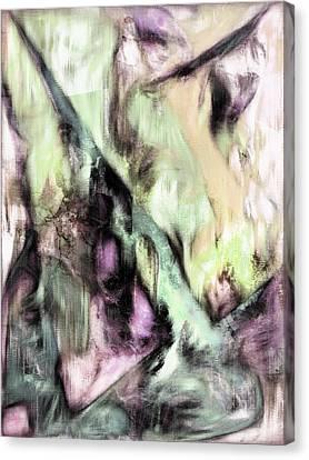 Shadows Of A Dream Canvas Print