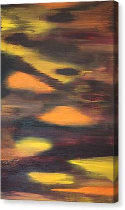 Shaman Vision Canvas Print by Stephen P ODonnell Sr