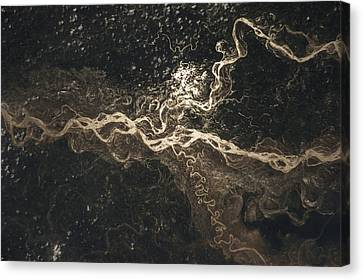 Sharda River Canvas Print by Nasa