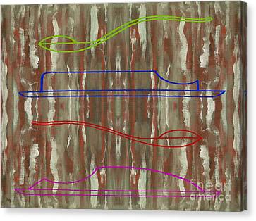 Sharing Canvas Print - Sharing by Patrick J Murphy