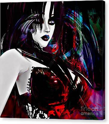 Canvas Print - Shattered by Ashantaey Sunny-Fay