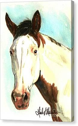 Shawnee Canvas Print