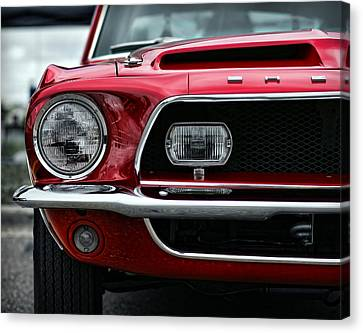 Shelby Mustang Canvas Print by Gordon Dean II