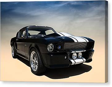 Shelby Super Snake Canvas Print by Douglas Pittman