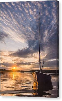 Shell Point Beach Canvas Print by Phillip Damiano