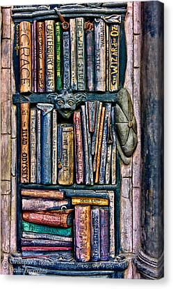 Shelved - 1 Canvas Print