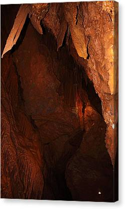 Caves Canvas Print - Shenandoah Caverns - 121237 by DC Photographer