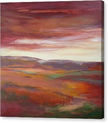 Shepherds Delight Ll Canvas Print