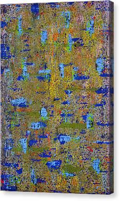Shifted Angles Canvas Print by James Mancini Heath