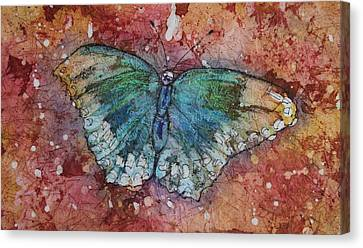 Shimmer Wings Canvas Print