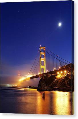 Shine On... Canvas Print