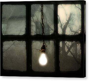 Shinning Canvas Print by Gothicrow Images
