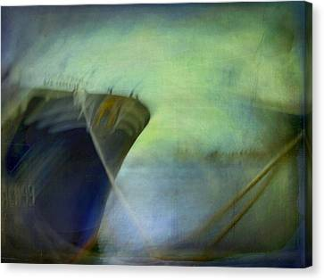 Ship #3 Canvas Print