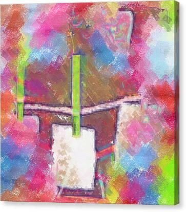 Shop Art Pop Art Canvas Print by Pepita Selles