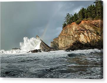 Canvas Print - Shore Acres 10 by Kenneth Haley