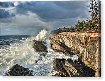 Canvas Print - Shore Acres 12 by Kenneth Haley