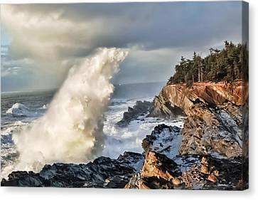 Canvas Print - Shore Acres 17 by Kenneth Haley