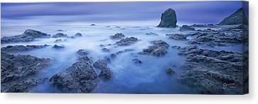 Shores Of Neptune - Craigbill.com - Open Edition Canvas Print by Craig Bill