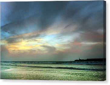 Show Me The Light Canvas Print