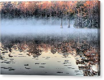 Shrouded  Canvas Print by JC Findley