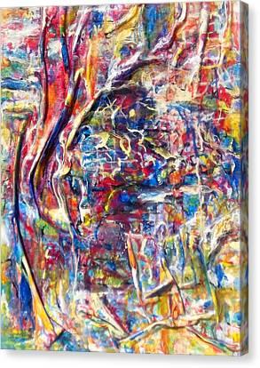 Sibyllin  Canvas Print by Hatin Josee