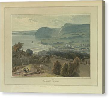 Sidmouth Canvas Print by British Library