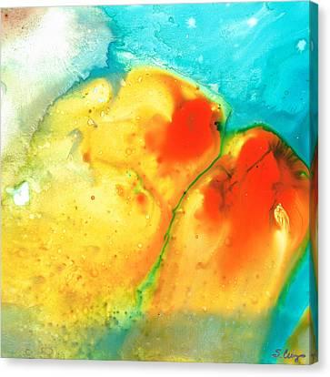 Siesta Sunrise Canvas Print by Sharon Cummings