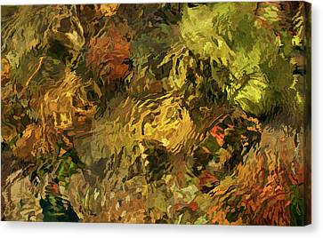 Sight Stream Canvas Print by Britt Runyon