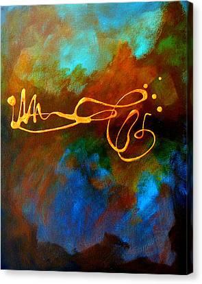 Autographed Canvas Print - Signature by Nancy Merkle