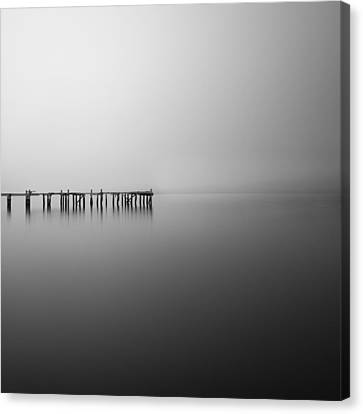 Silence Canvas Print by Frodi Brinks