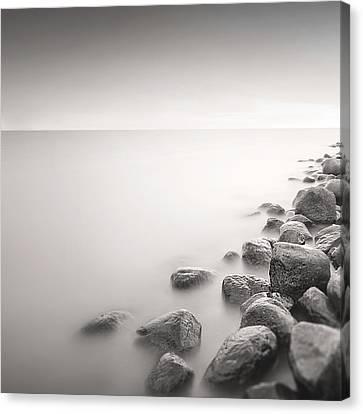 Silence II Canvas Print