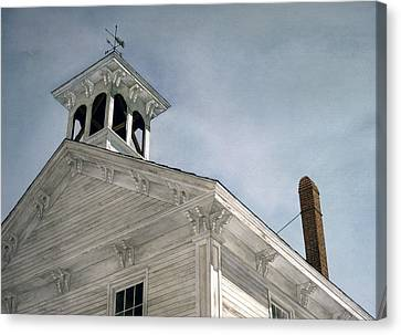 Silenced Bell Canvas Print