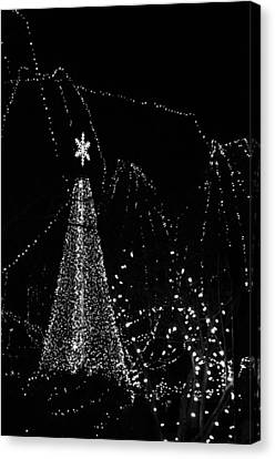 Christmas Eve Canvas Print - Silent Night by Dan Sproul