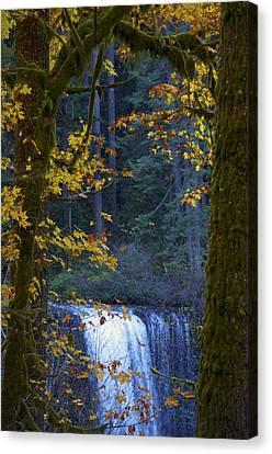 Silverton Falls Oregon Canvas Print