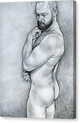 Simplicity 4 Canvas Print by Chris Lopez