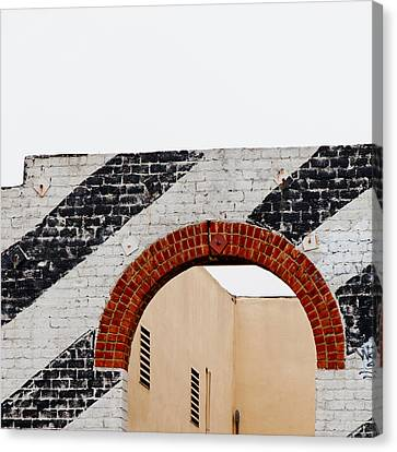 Simplicity Canvas Print by Art Block Collections