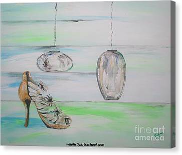 Simplicity Canvas Print by PainterArtist FIN