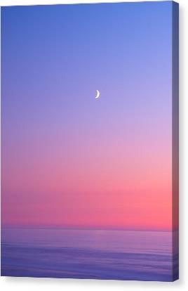 Simplistic Wonders Of The Earth Canvas Print by Darren  White
