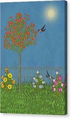 Simply Spring II Canvas Print