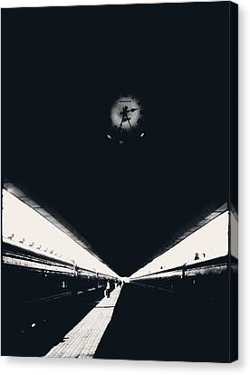 Simulacrum -6.5 Canvas Print by Alex Zhul