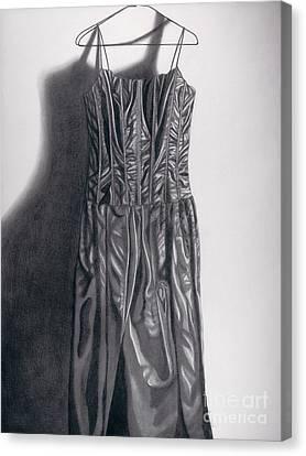 Sin Cuerpo Canvas Print by Leigh Eldred