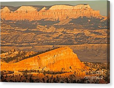 Sinking Ship Sunset Point Bryce Canyon National Park Canvas Print